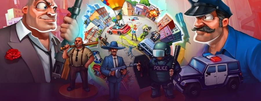 Doodle God: Crime City