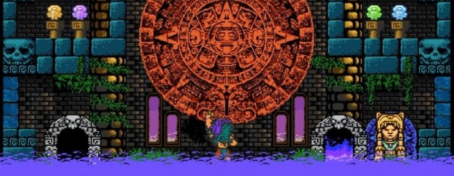 Sydney Hunter & The Curse Of The Mayan
