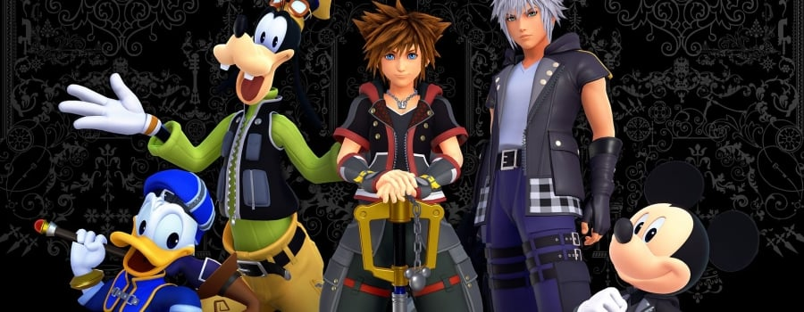 KINGDOM HEARTS III (JP)