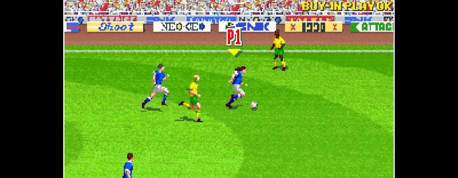 ACA NEOGEO NEO GEO CUP '98: THE ROAD TO THE VICTORY (Windows)