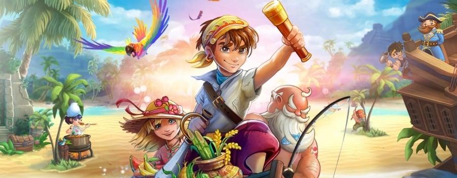 Games developed by Lemonbomb Entertainment