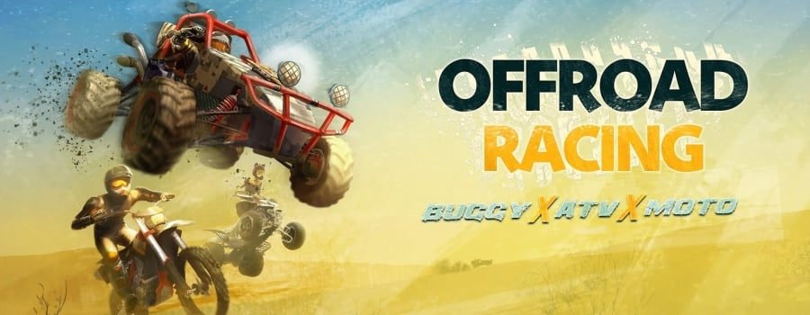 Offroad Racing - Buggy X ATV X Moto