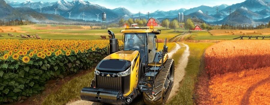 Farming Simulator 17 (Win 10)