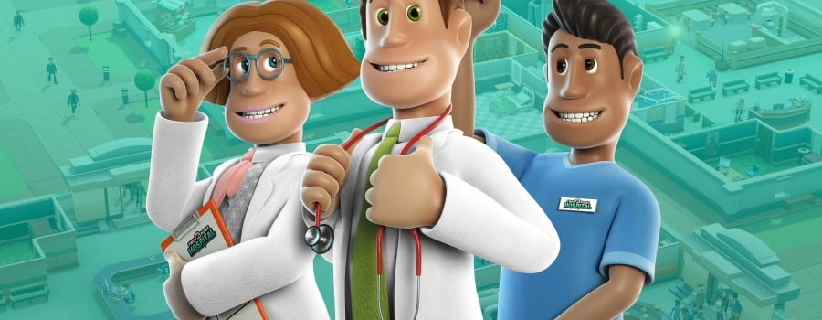 Two Point Hospital (Win 10)