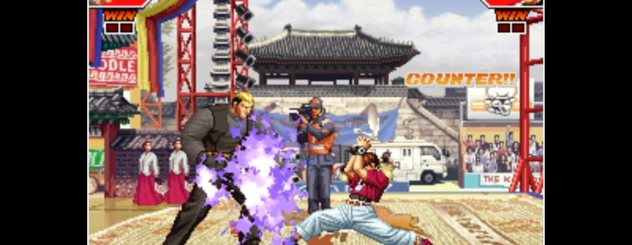 king of fighters 10