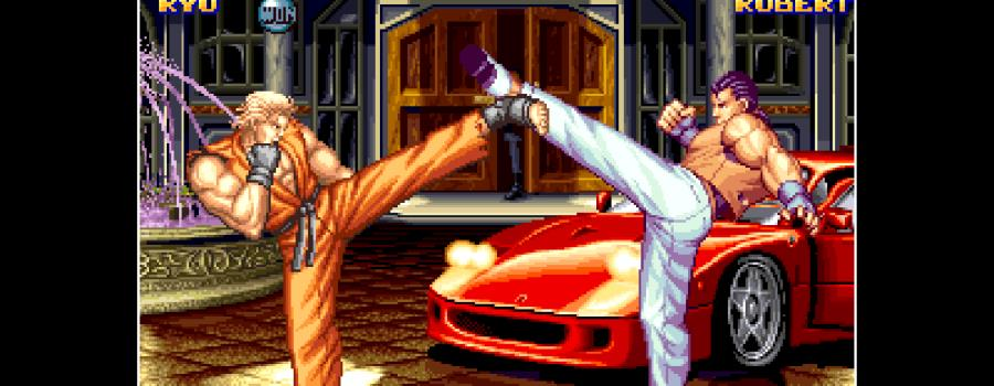 ACA NEOGEO ART OF FIGHTING 2 (Win 10)