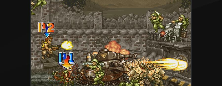 ACA NEOGEO METAL SLUG (Win 10)