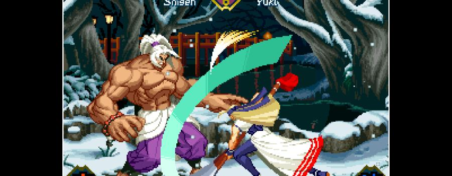 ACA NEOGEO THE LAST BLADE (Win 10)