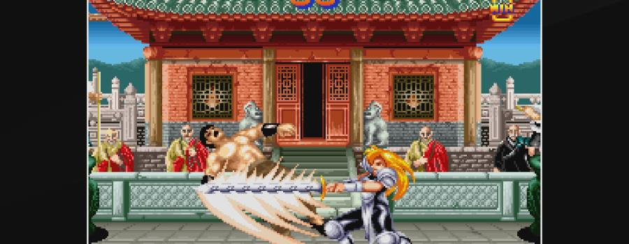ACA NEOGEO WORLD HEROES (Win 10)