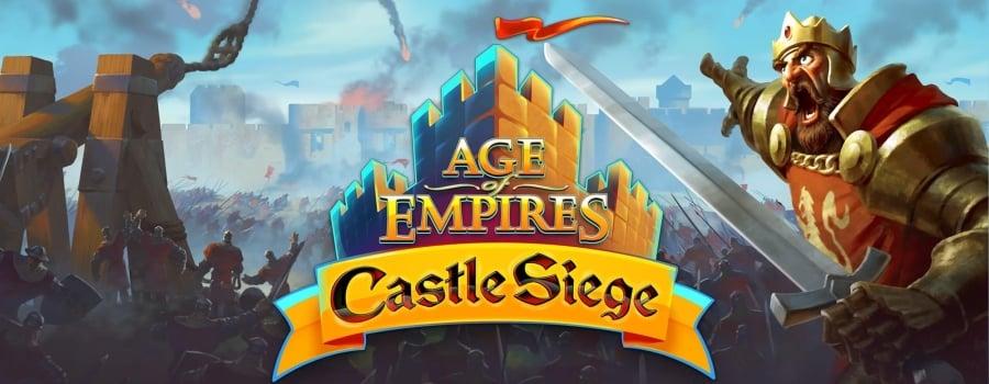 Age of Empires: Castle Siege (iOS)