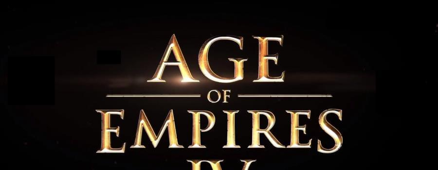 Age of Empires IV (Win 10)