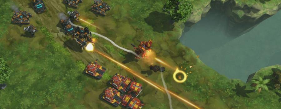 AirMech Arena (Xbox 360)