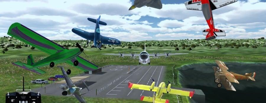 Aircraft RC-2 (Win 10)