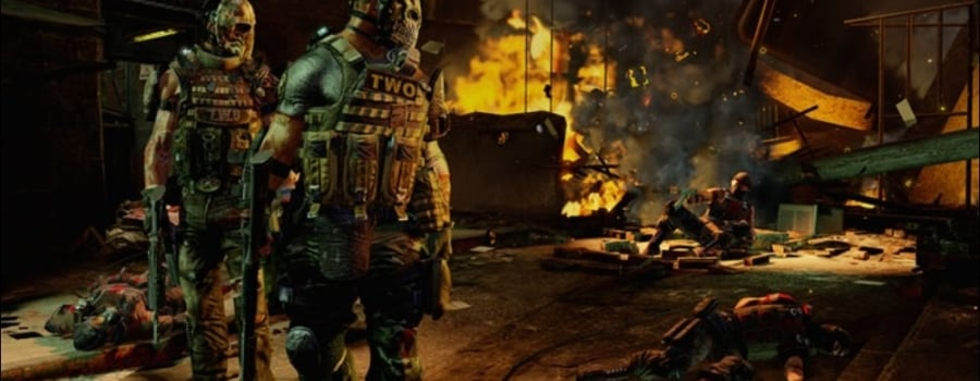 Army of TWO: The 40th Day (JP)