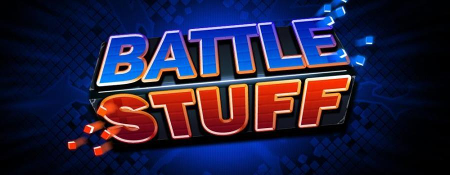 Kinect Fun Labs: Battle Stuff