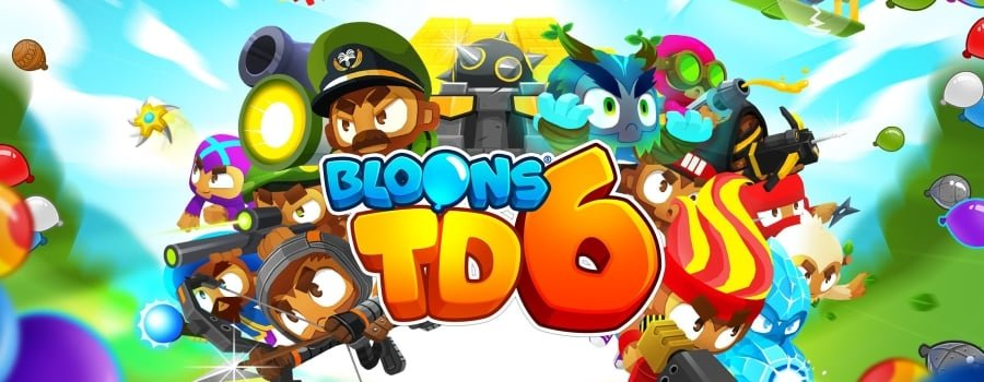 Bloons TD 6 (Win 10)