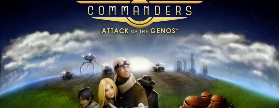 Commanders: Attack of the Genos