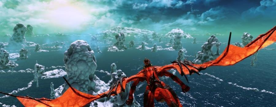 Crimson Dragon [Cancelled]