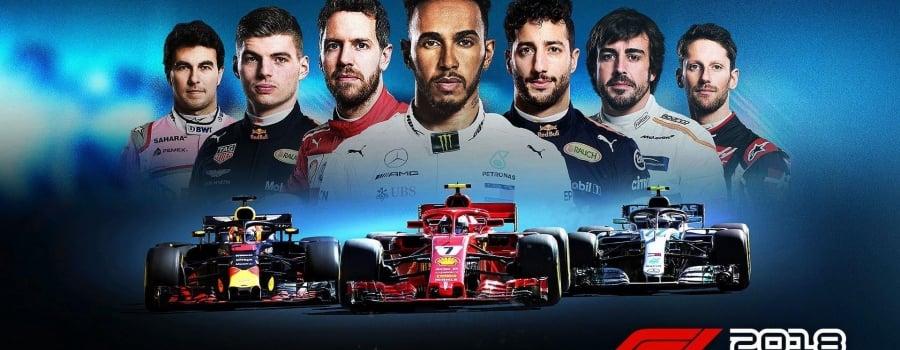 F1 2018 (Win 10)