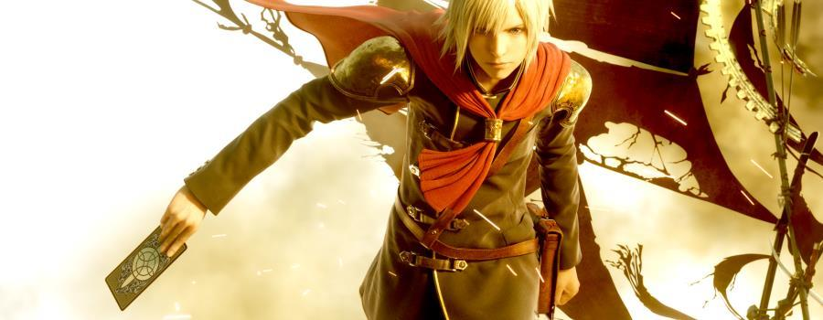 Final Fantasy Type-0 HD (Asian)