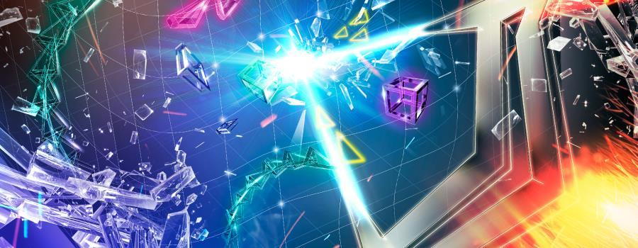 Geometry Wars³: Dimensions