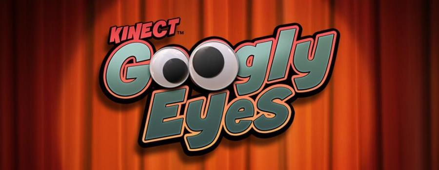 Kinect Fun Labs: Googly Eyes