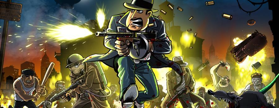 Games developed by Crazy Monkey Studios