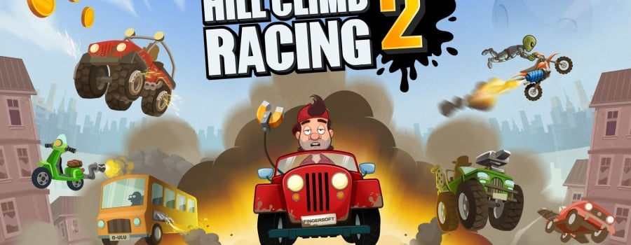 Hill Climb Racing 2 (Win 10)