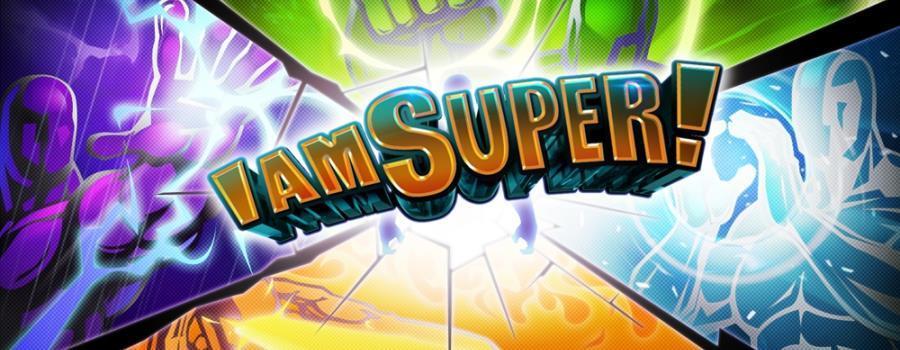 Kinect Fun Labs: I Am Super!