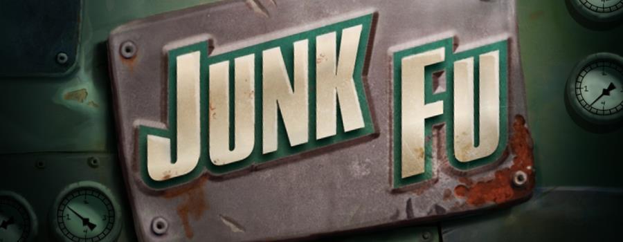 Kinect Fun Labs: Junk Fu