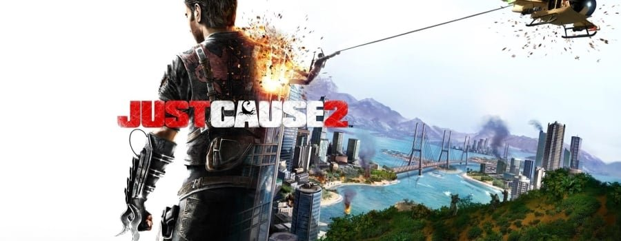 Just Cause 2 (JP)