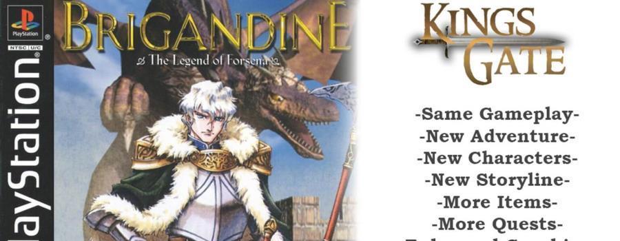 King's Gate - A Brigandine Tale