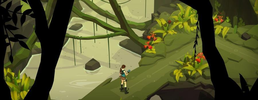 Lara Croft GO (Win 8)