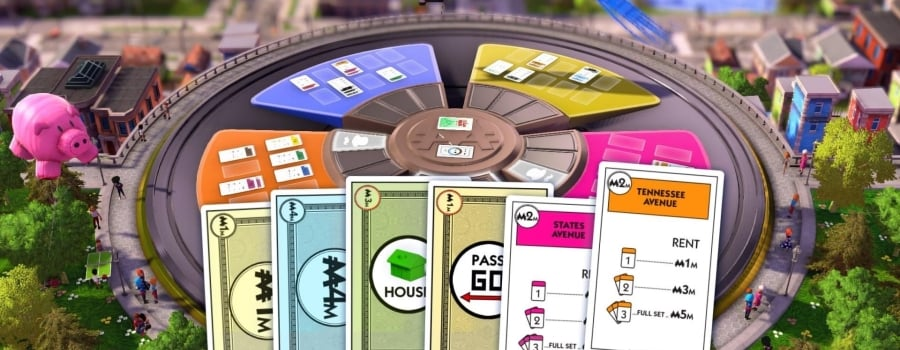 MONOPOLY Deal (Xbox 360)