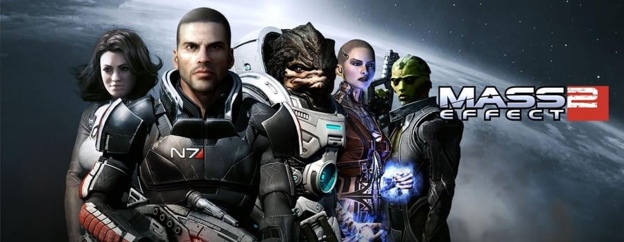 Mass Effect 2 (JP)