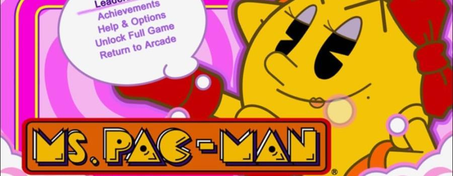 Ms. Pac-Man (Xbox 360)