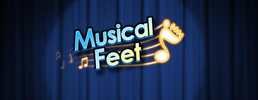 Kinect Fun Labs: Musical Feet