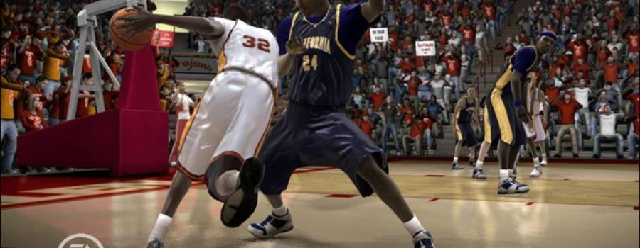NCAA March Madness 08