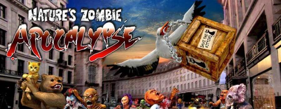 Nature's Zombie Apocalypse