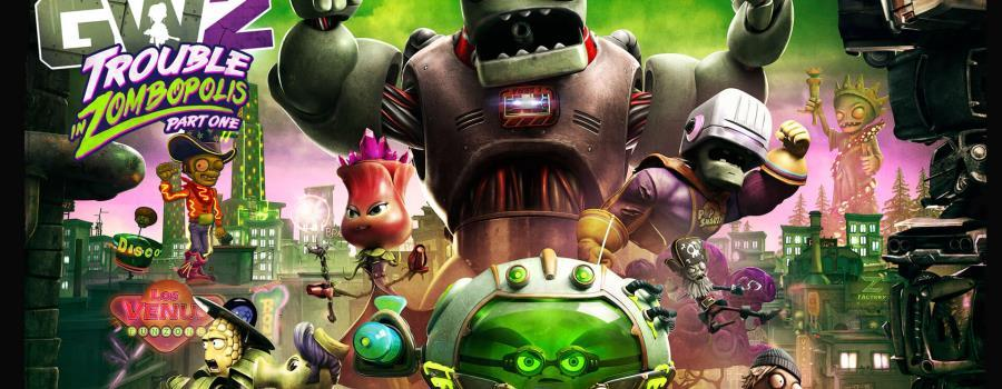 Plants Vs Zombies Garden Warfare 2 News Achievements Screenshots And Trailers