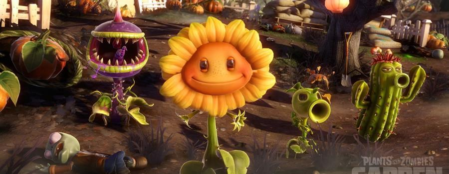 Plants vs. Zombies Garden Warfare 2 Review - Giant Bomb