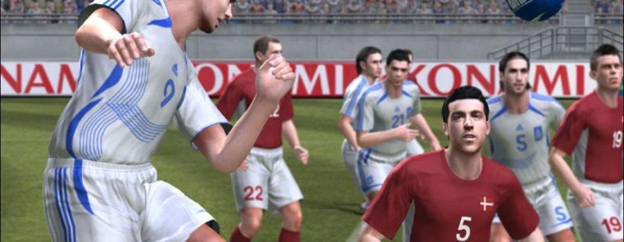 Pro Evolution Soccer 2008 (EU)