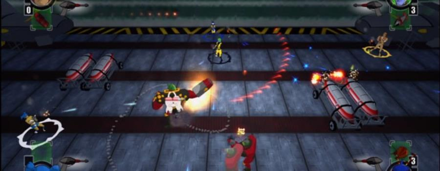 Rocketmen: Axis of Evil