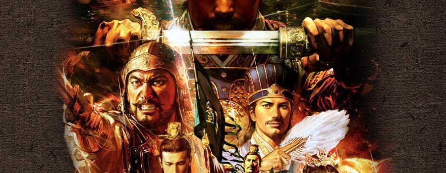 Romance of the Three Kingdoms 13 (HK/TW)