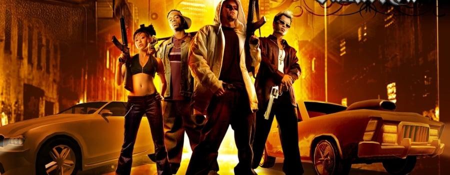 Saints Row (2006) (JP)