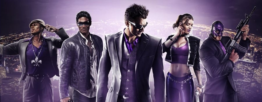 Saints Row: The Third (DE)
