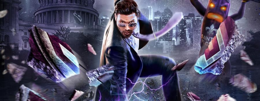 Saints Row IV: Re-Elected (AU)