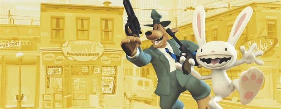 Sam & Max Save the World (Xbox 360)