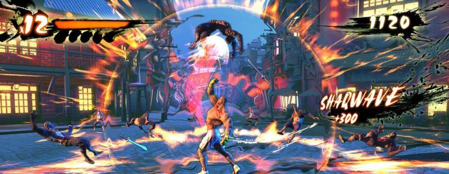 Shaq Fu: A Legend Reborn (Xbox 360)