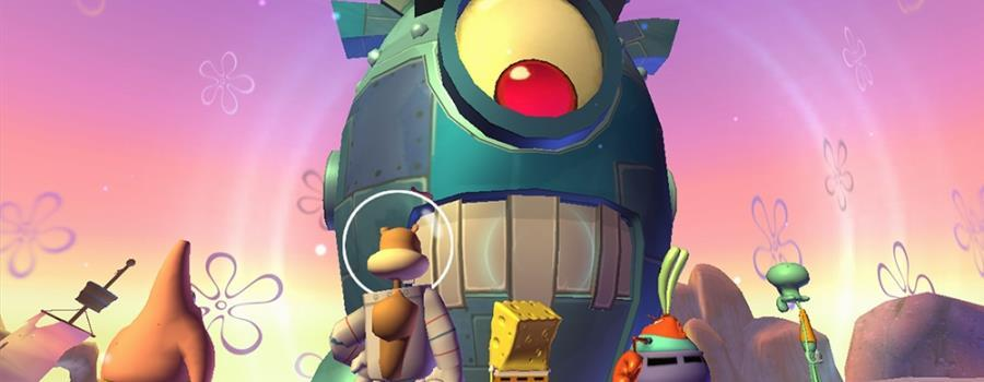 SpongeBob SquarePants: Plankton's Robotic Revenge News ...